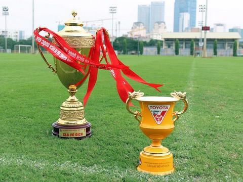 Cup Vàng V-League 2017 chờ nhà tân vô địch - Ảnh 1.