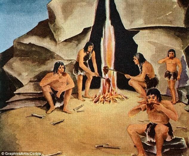 Khoa học lý giải: Vì sao cứ trời rét là ta lại thích ngồi bên lửa, nướng thịt, nướng ngô? - Ảnh 3.