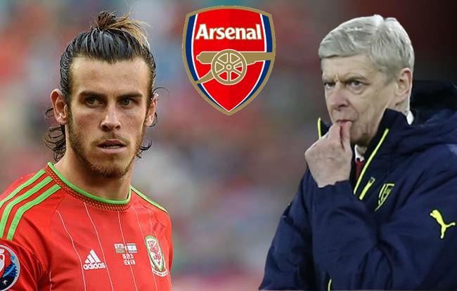 Arsène Wenger quyết đấu José Mourinho để có được Gareth Bale - Ảnh 1.