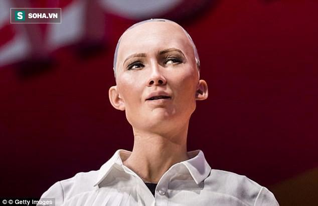 Sophia - Nàng công dân robot đầu tiên trên thế giới thổ lộ mong ước thầm kín - Ảnh 1.