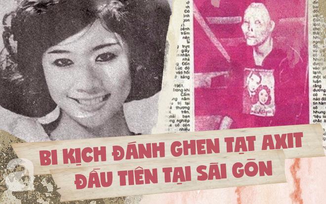 """Vũ nữ Cẩm Nhung: Bi kịch """"bông hồng"""" đất Bắc bị đánh ghen tạt axit đến biến dạng gây rúng động Sài Gòn một thời - Ảnh 1."""
