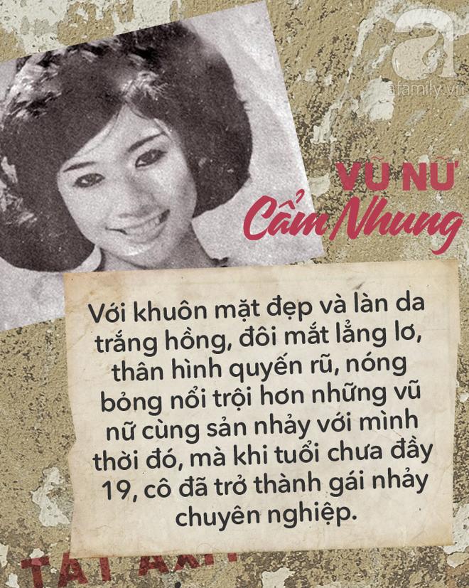 """Vũ nữ Cẩm Nhung: Bi kịch """"bông hồng"""" đất Bắc bị đánh ghen tạt axit đến biến dạng gây rúng động Sài Gòn một thời - Ảnh 2."""