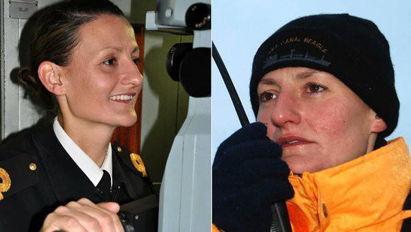 Chân dung nữ sĩ quan tàu ngầm duy nhất của Argentina trên con tàu bị nạn - Ảnh 1.