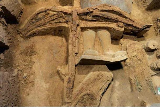 Bí ẩn về vũ khí của đội quân đất nung trong lăng mộ Tần Thủy Hoàng đã được giải mã! - Ảnh 3.