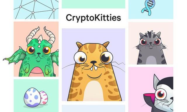 Nuôi mèo ảo đang trở thành cơn sốt của cộng đồng Crypto thế giới, một con có thể bán với giá 2,5 tỷ đồng - Ảnh 1.