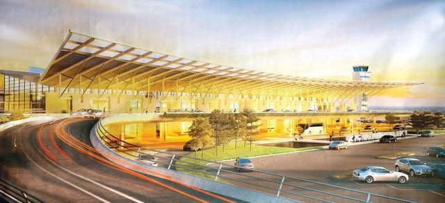 Sân bay tư nhân đầu tiên của Việt Nam có gì đặc biệt?  - Ảnh 1.