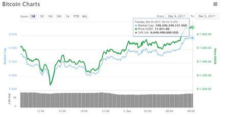 Bitcoin chạm đỉnh 11.921 USD, nhưng chuyên gia nhận định tất cả mới chỉ là bắt đầu - Ảnh 1.