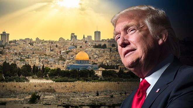 Bức tranh lịch sử Jerusalem về cuộc tranh chấp kéo dài 1000 năm giữa Israel và Palestine - Ảnh 8.