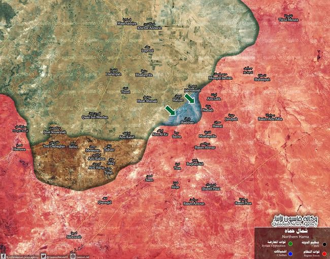 Quân đội Syria thua thảm trước phiến quân, thương vong lớn - ảnh 1
