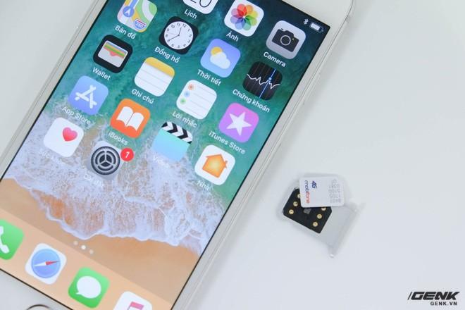 SIM ghép thần thánh v2 lại bị Apple khóa sau vỏn vẹn 2 tuần - Ảnh 1.