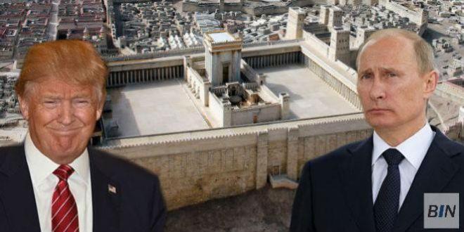 Mỹ công nhận và Nga nhất trí một nửa, vì sao Jerusalem vẫn không thể là thủ đô Israel? - Ảnh 1.