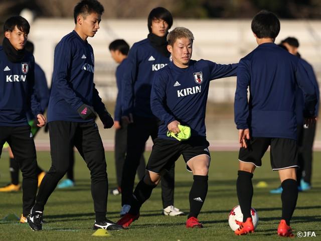 U23 Việt Nam ở khách sạn 4 sao, Nhật Bản chỉ cần 4 buổi tập trước M-150 Cup - Ảnh 1.