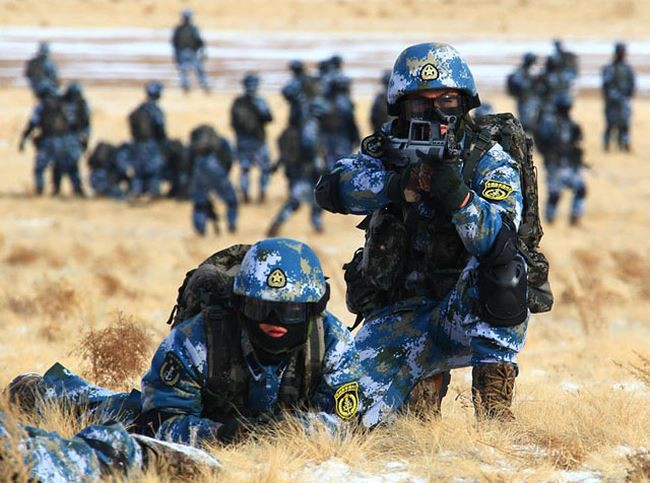 Nga thắng to ở Syria, Trung Quốc sốt ruột điều đặc nhiệm Hổ đêm tới vùng lửa - ảnh 1