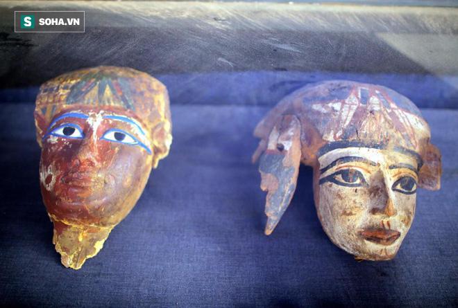 Phát hiện xác ướp hoàn hảo cùng kho báu khổng lồ trong mộ cổ 3.500 năm ở Ai Cập - Ảnh 4.
