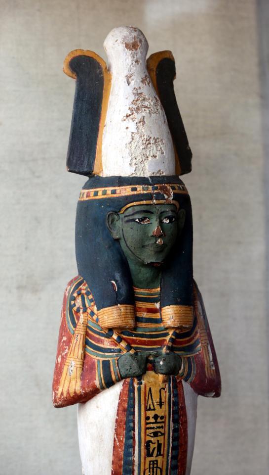 Phát hiện xác ướp hoàn hảo cùng kho báu khổng lồ trong mộ cổ 3.500 năm ở Ai Cập - Ảnh 6.