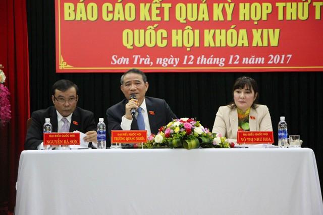 Bí thư Đà Nẵng nói về vấn đề chống tham nhũng qua vụ khởi tố ông Đinh La Thăng - Ảnh 1.