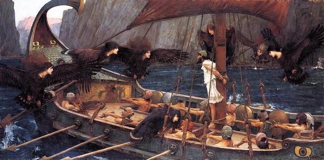 Những huyền thoại vừa hấp dẫn vừa rùng rợn đằng sau nhan sắc tuyệt trần của nàng tiên cá - Ảnh 1.
