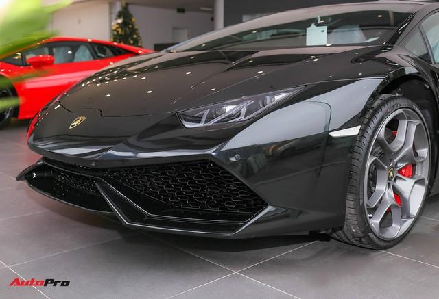 Lamborghini Huracan màu đen đầu tiên Việt Nam đã có chủ nhân - Ảnh 1.