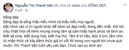 Trấn Thành gây bão với clip nhái phần ứng xử Hoa hậu, Phi Thanh Vân chia sẻ ẩn ý? - Ảnh 1.