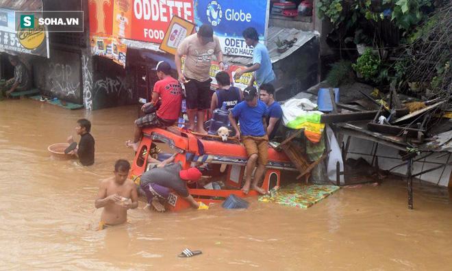 """Cơ quan khí tượng hàng đầu Mỹ cảnh báo về cơn bão """"cực hiếm"""" hướng vào Việt Nam - Ảnh 1."""
