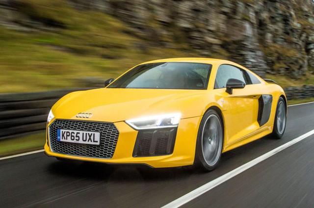 Audi R8 trước nguy cơ bị khai tử vào năm 2020 - Ảnh 1.