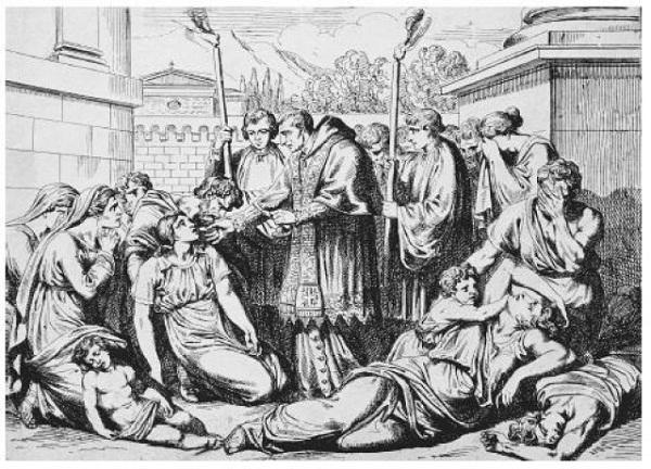 Biến đổi khí hậu đã hủy diệt đế chế La Mã như thế nào? - Ảnh 2.