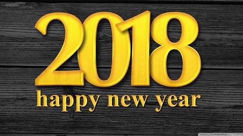 Ảnh đẹp và lời chúc mừng năm mới 2018 hay, ngắn gọn hài hước, ý nghĩa nhất - Ảnh 2.