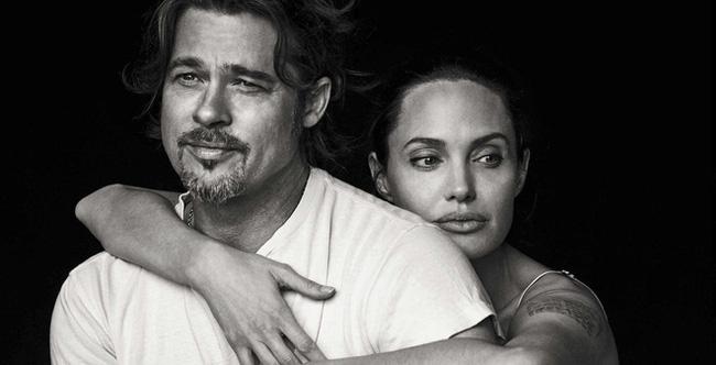 Những giọt nước mắt và nụ cười của Angelina Jolie khi ở bên Brad Pitt suốt 12 năm - Ảnh 11