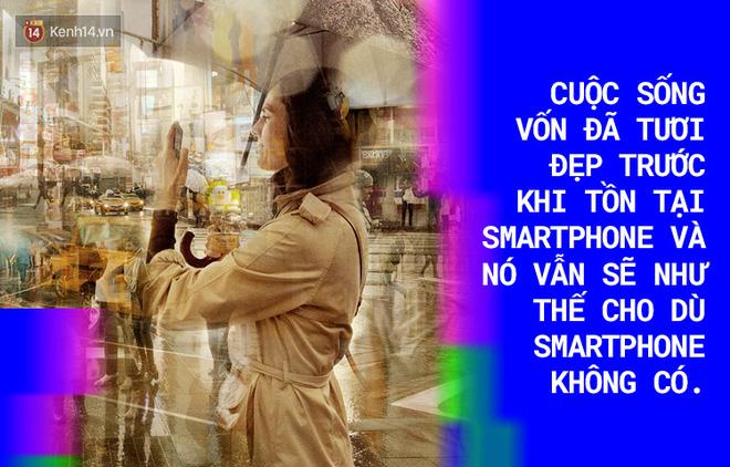 Cuộc sống dễ dàng hơn nhờ Smartphone, bất hạnh hơn cũng nhờ Smartphone! - ảnh 11