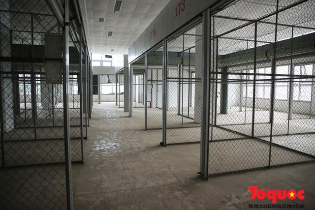 Cận cảnh trung tâm thương mại lớn nhất Lạng Sơn ế khách suốt 9 năm - Ảnh 11.
