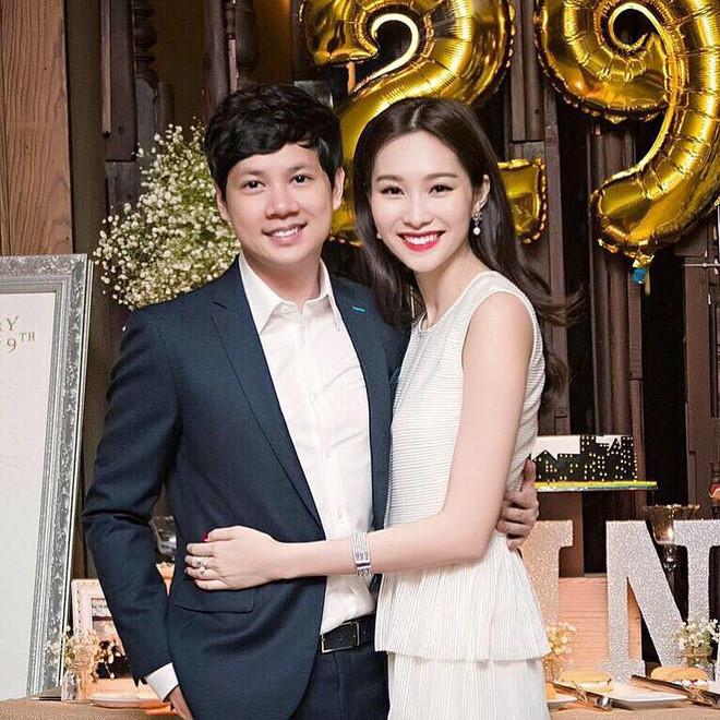 Hé lộ hậu trường chụp ảnh cưới của Hoa hậu Đặng Thu Thảo và bạn trai đại gia - Ảnh 11.