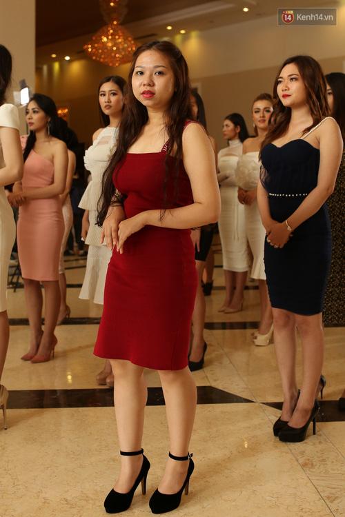 Ngỡ ngàng trước nhan sắc của nhiều thí sinh tham gia Hoa hậu Hoàn vũ miền Nam - Ảnh 11.