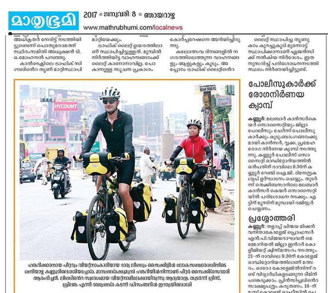 Cặp vợ chồng rong ruổi 11,000km trên xe đạp từ Hungary về Việt Nam: Hành trình trải nghiệm lòng tốt con người - Ảnh 11.