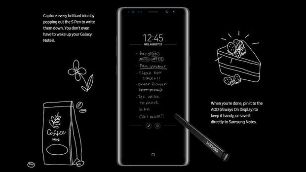 9 lý do chứng minh Galaxy Note8 ăn điểm trước iPhone X - Ảnh 11.