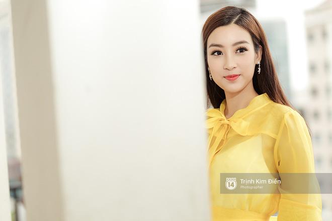 Đỗ Mỹ Linh: Công chúng kỳ vọng Hoa hậu phải ngoan hiền, cố gắng thực hiện thì bị chê nhạt - Ảnh 12.