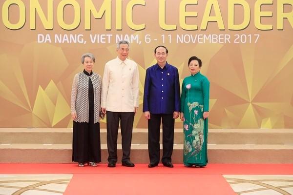 Áo tơ tằm Tổng thống Trump và lãnh đạo APEC mặc dự tiệc có gì đặc biệt - Ảnh 11.