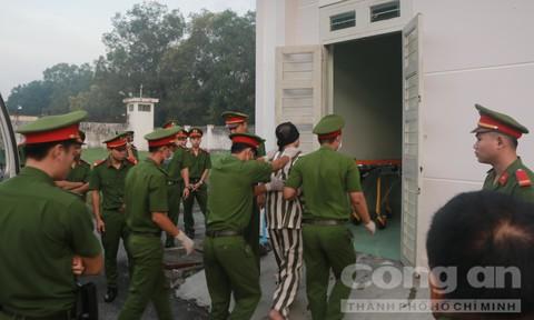 Chùm ảnh: Bữa ăn cuối cùng của tử tù Nguyễn Hải Dương - Ảnh 12.