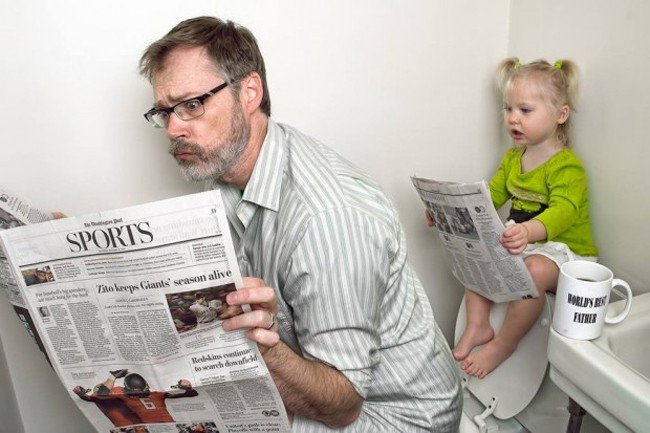 16 sáng kiến trông con của hội bố mẹ bỉm sữa siêu lười - Ảnh 11.