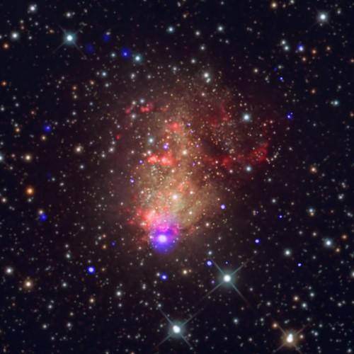 Những bức ảnh vũ trụ ấn tượng trong năm 2017 - Ảnh 11.