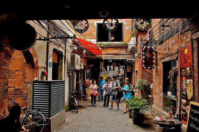 Những khu phố hấp dẫn nhất thế giới không chỉ có vỉa hè thông thoáng - Ảnh 12.