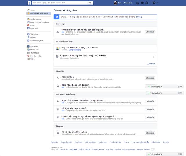 6 mẹo đơn giản giúp nâng cao tính bảo mật cho tài khoản Facebook của bạn - Ảnh 11.