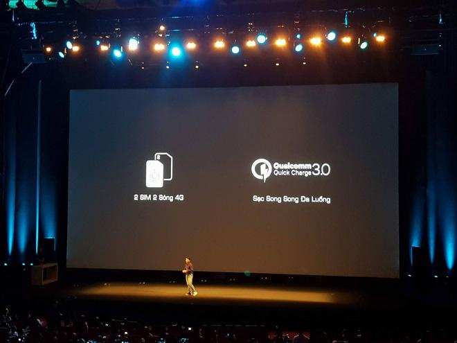 Đây là toàn bộ thông tin về BPhone 2017: Khung kim loại, 2 mặt kính, dùng Snapdragon 625, Camera 16MP, giá 9,8 triệu đồng - Nói chung là Chất! - Ảnh 12.