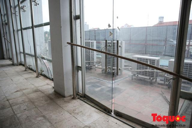 Cận cảnh trung tâm thương mại lớn nhất Lạng Sơn ế khách suốt 9 năm - Ảnh 12.