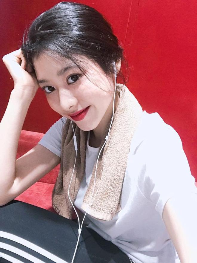 Thái Ngọc San: Cô bạn Sài Gòn xinh đẹp sexy, hứa hẹn trở thành hot girl thế hệ mới - Ảnh 12.