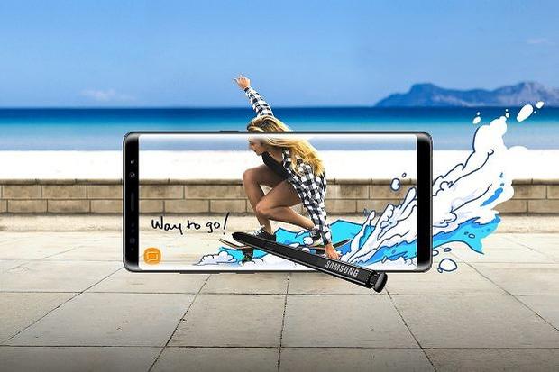 9 lý do chứng minh Galaxy Note8 ăn điểm trước iPhone X - Ảnh 12.