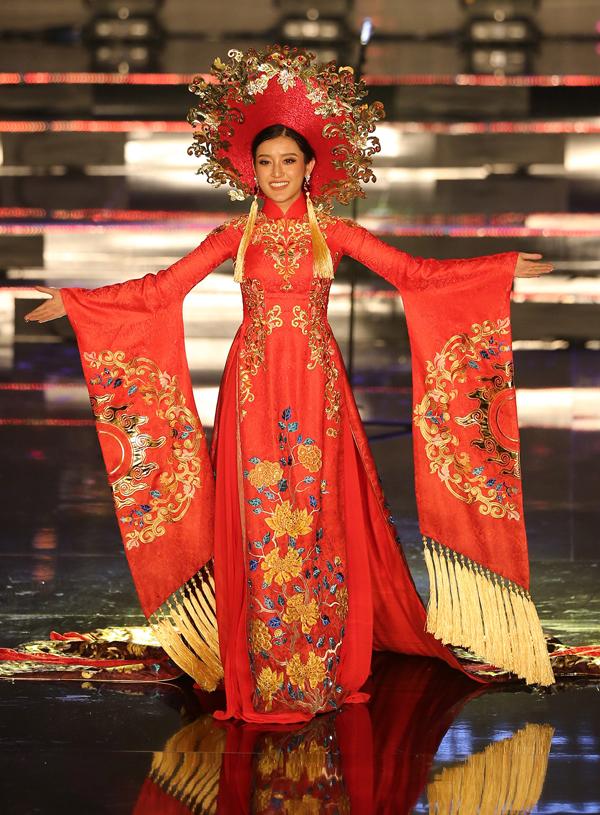 Hành trình thoát mác hot girl của Huyền My tại Miss Grand International 2017 - Ảnh 12.