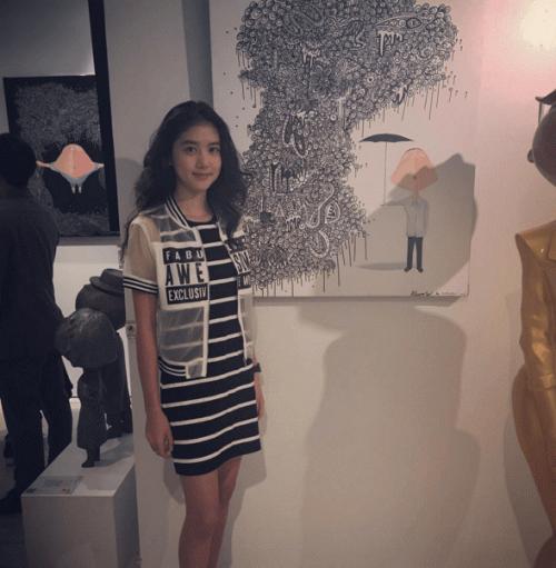 18 tuổi, nữ sinh Singapore nổi tiếng khắp châu Á với danh xưng 'Hot girl quả táo'  - Ảnh 12.
