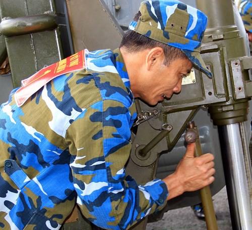 Diễn tập các đơn vị tên lửa S-300PMU1 - Ảnh 12.