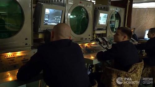[ẢNH] Khoảnh khắc đẹp của tàu sân bay Nga tham chiến ở Syria - Ảnh 12.