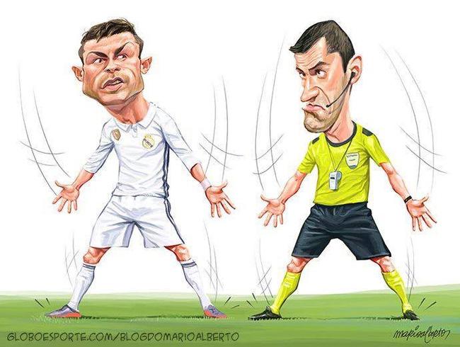 Ảnh chế: Ronaldo hóa siêu nhân trong trận thắng Bayern - Ảnh 13.